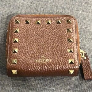 Valentino wallet, new conditions
